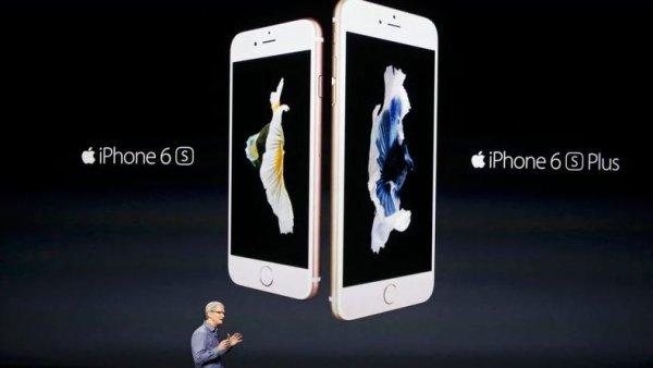 Apple lance deux nouveaux modèles d'iPhone, 6s et 6s Plus