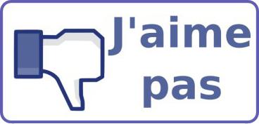 Facebook travaille sur un bouton «j'aime pas»