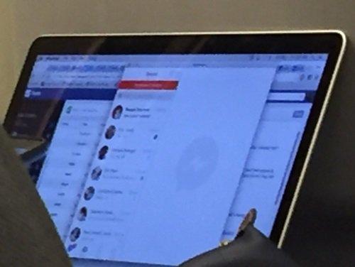 Facebook teste une version Mac OS X de Messenger