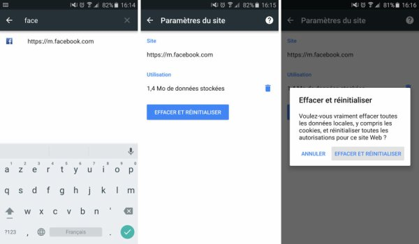 Comment recevoir ses notifications Facebook sans l'application ?