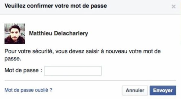 Facebook : comment récupérer vos conversations effacées