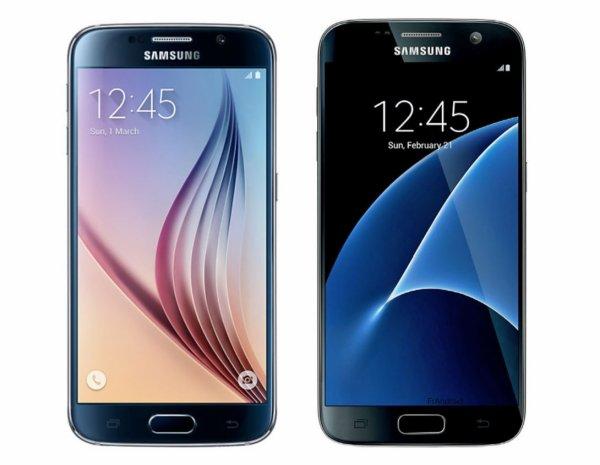 Samsung dévoile le Galaxy S7, son nouveau smartphone haut de gamme
