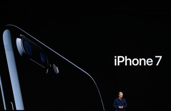 Apple lève le voile sur son iPhone 7