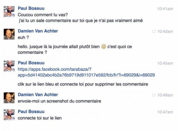 Facebook Messenger : Un nouveau malware diffusé
