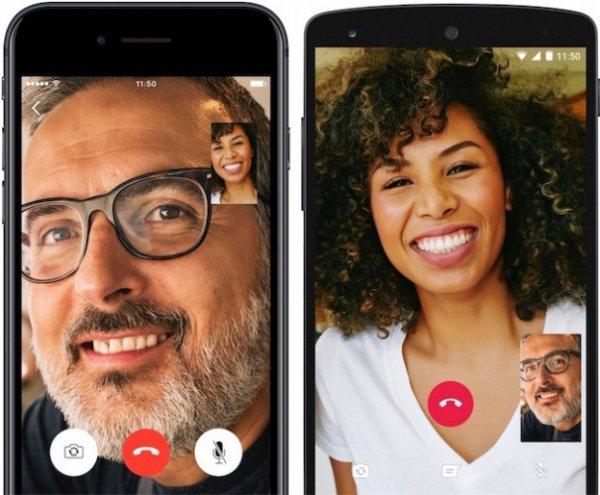 Les appels vidéo débarquent sur WhatsApp