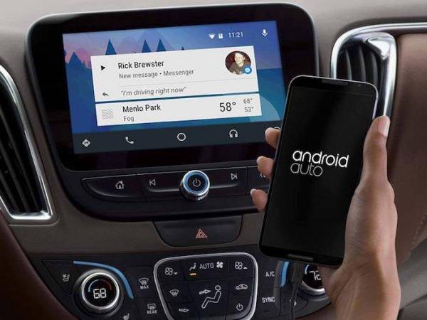 Facebook bientôt dans votre voiture