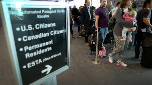 Facebook bientôt obligatoire pour voyager aux États-Unis?