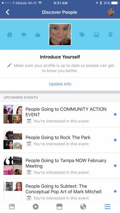 Et si Facebook devenait un site de rencontres ?