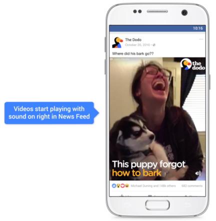Facebook: Une extension pour supprimer le lancement automatique des pubs