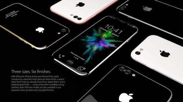 Un site dévoile toutes les informations sur l'iPhone 8