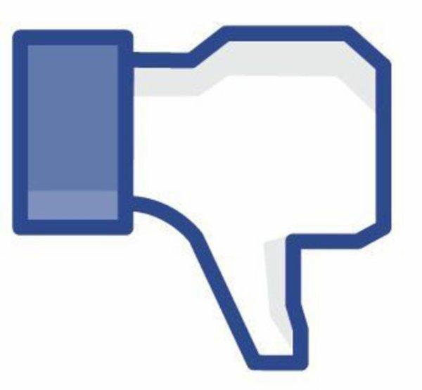 """Facebook : un bouton """"Je n'aime pas"""" en test pour Messenger"""