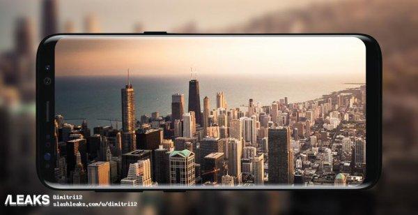 Samsung Galaxy S8 et S8 Plus : date de sortie, prix et fiche technique