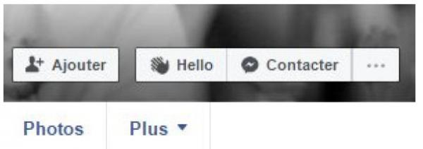 """Facebook : qu'est-ce que ce nouveau bouton """"Hello"""" ?"""