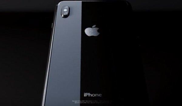 Une vidéo présente l'iPhone 8 sous tous les angles