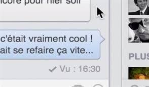 """Facebook: Voici une solution pour éviter la notification """"Vu"""" dans vos conversations"""