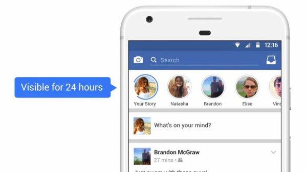Publier ses stories Instagram sur Facebook est désormais possible