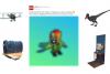 Les objets 3D vont envahir votre fil d'actualité Facebook