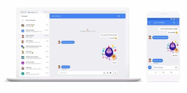 Chat, l'ambitieux projet de Google pour remplacer le SMS