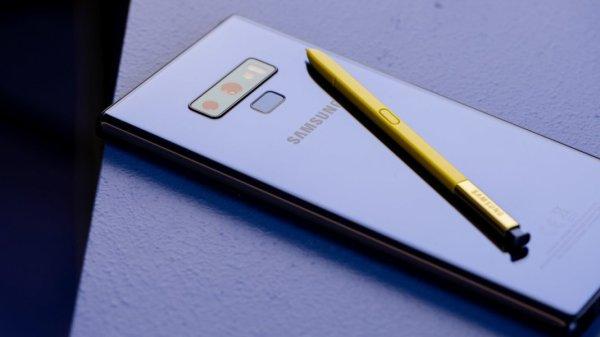 Samsung lève le voile sur son nouveau Galaxy Note 9