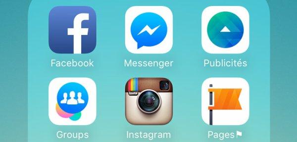 L'application Facebook ne peut pas être effacée sur certains smartphones Samsung