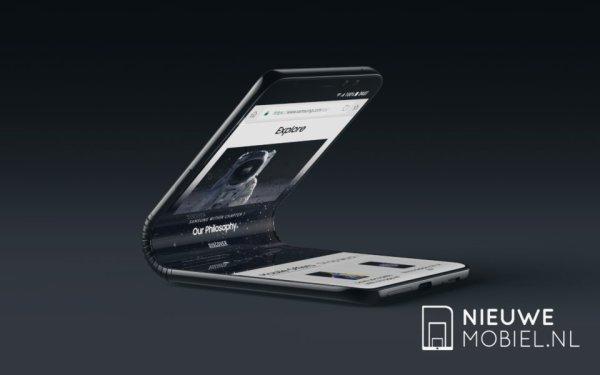 Galaxy F : Samsung présentera son téléphone pliable en même temps que le S10
