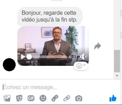 Facebook Messenger: un nouveau virus se propage, ne cliquez pas dessus!