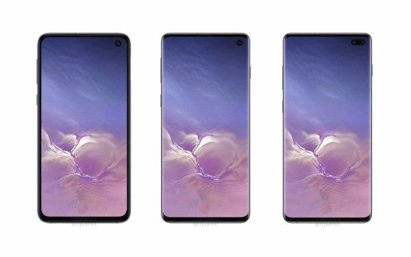 Galaxy S10 : les visuels et prix officiels déjà dévoilés