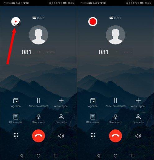 Comment enregistrer une conversation sur smartphone