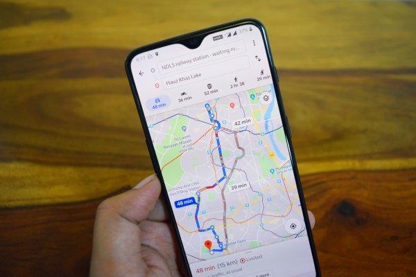 Votre taxi fait un détour ? Google Maps pourrait bientôt vous alerter