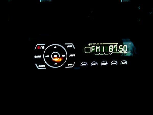auto radio 307