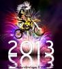 Bonne Année ! Calendrier 2013