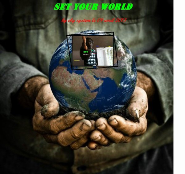set your world (by ebg system)