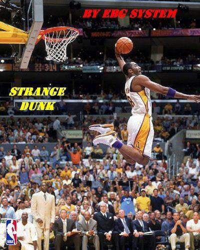 strange dunk (par ebg system