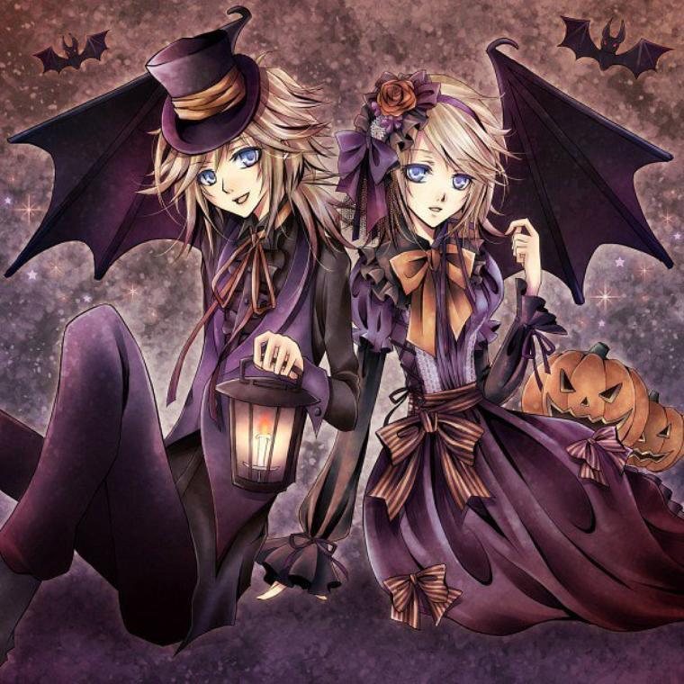 Halloween chez les vocaloid