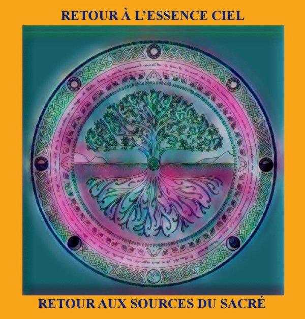 Retour aux Sources du sacré à l'Essence Ciel