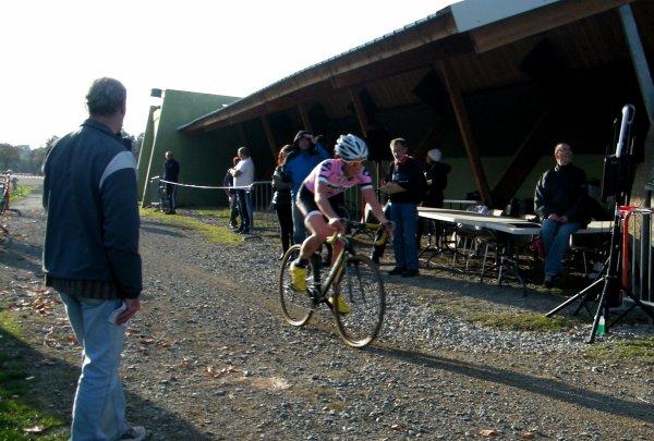 Cyclo-cross de Tournefeuille - La Ramée : Deux grosses erreurs pour une quantité de regrets.