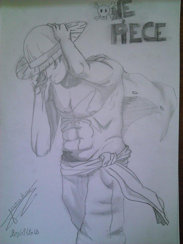 Luffy, un nouveau monde