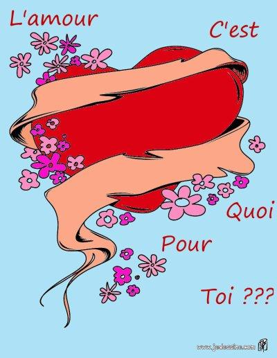 L'amour ???