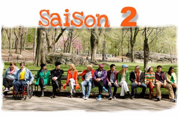 Saison 2 - Episode 1 à 22