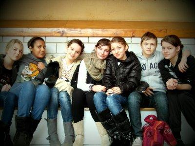 Mon Equipe de Handball ! <3