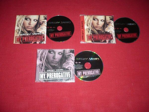 "Single ""My Prerogative"""