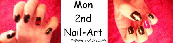 2nd Nail Art