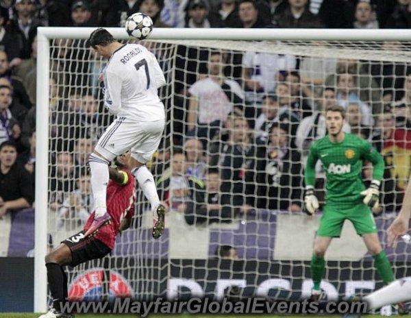 Champions League 2013 Semi-Final Draw