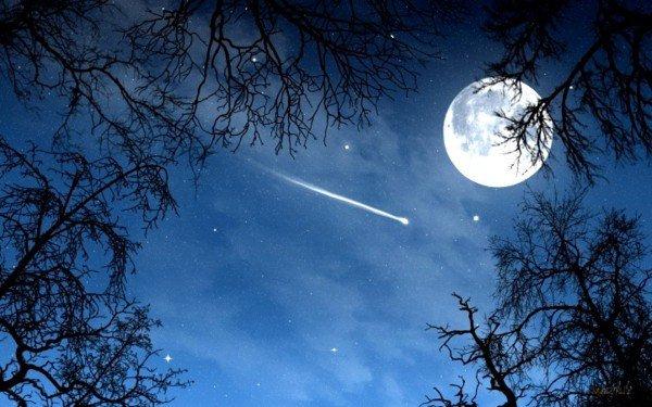C'est dans les moments les plus sombres, qu'on voit le mieux les étoiles...