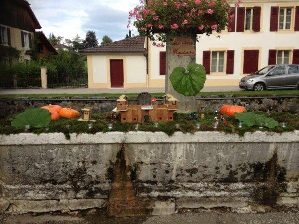 Fête des fontaines