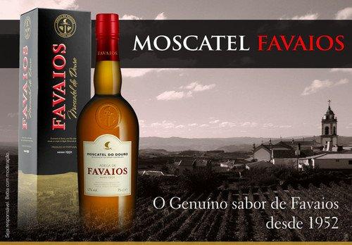 O Moscatel de Favaios