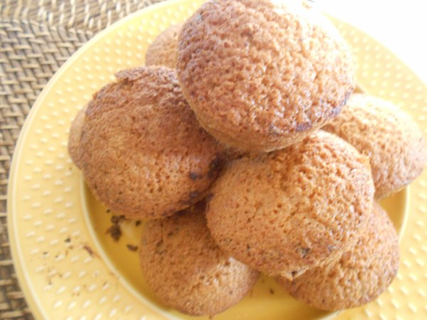 Gâteaux de type madeleines