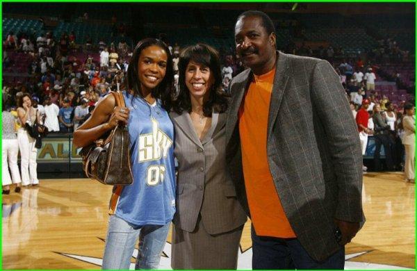 Michelle williams a des part dans un club de basket