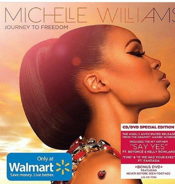 Michelle Williams chronique de son album
