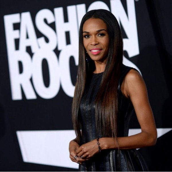 "Michelle williams a la première de ""fashion rock""!"